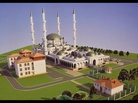 Аргументы недели Крым: Симферопольская Соборная мечеть на 09 января 2020