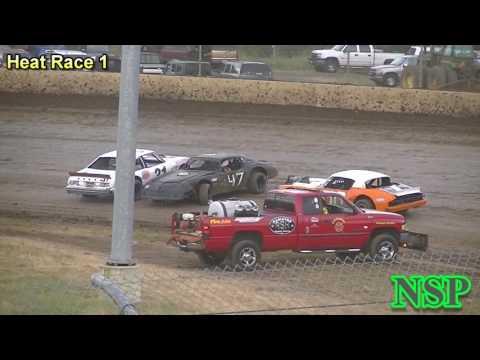 June 15, 2016 Street Stocks Heat Race 1 & A-Main Willamette Speedway