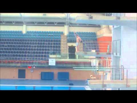 Fancy a dip at the National Aquatic Centre?