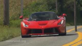 MotorWeek | Road Test: 2014 Ferrari LaFerrari