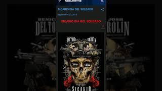 Sicario: día del soldado // descarga en hd y español latino