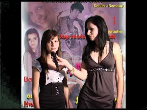 Angeliique & Zandalee SA Beauty World Record Models.