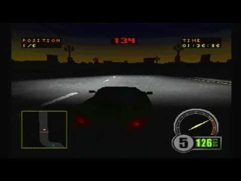 Test Drive 6 PS1: London BWD