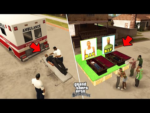 What Happens If Tenpenny Survived The Last Mission in GTA San Andreas! |