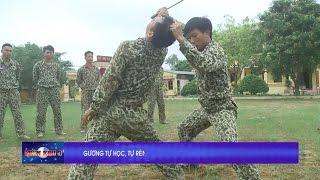 [Video clip] Kinh ngạc trình độ võ thuật của Đặc công Việt Nam Kinh...