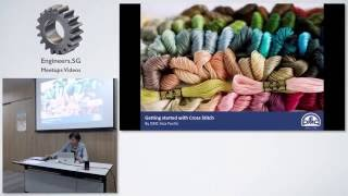Getting started with Cross Stitch by DMC Asia Pacific - Creative Crew