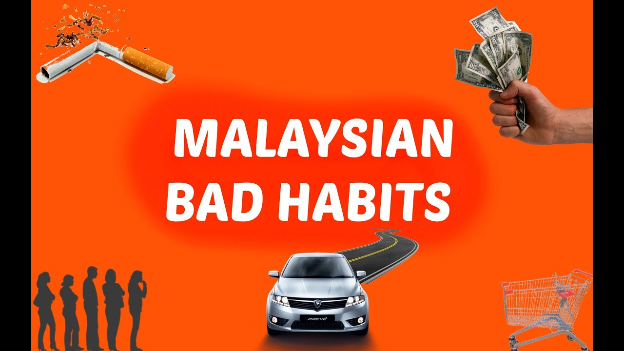 What is Malaysian habit that most of the people from other country dont know..?