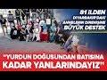 Son Dakika: 81 İlden Diyarbakır'daki Annelerin Direnişine Destek!