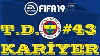 TAKIM AKIYOR AKIYOR ! FIFA 19 KARİYER MODU #43