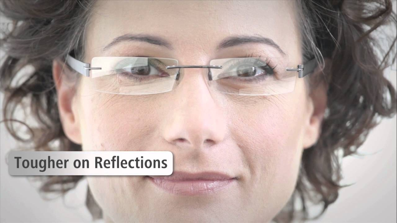25934cf4a Zeiss Duravision Platinum Anti-reflection - YouTube