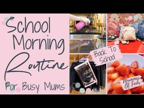 mum-morning-routines-uk-|-school-morning-hacks-2019-|-back-to-school-tips