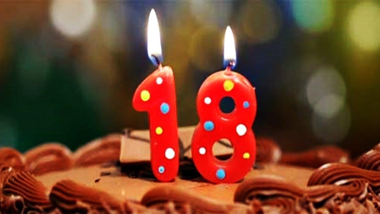 Mensagem De Aniversário 18 Anos Voz Feminina 01
