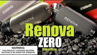 Renova Zero 650mAh Pod Kit by Vaporesso ~Vape AIO Kit Review~