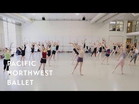 Swan Lake - Act II corps de ballet