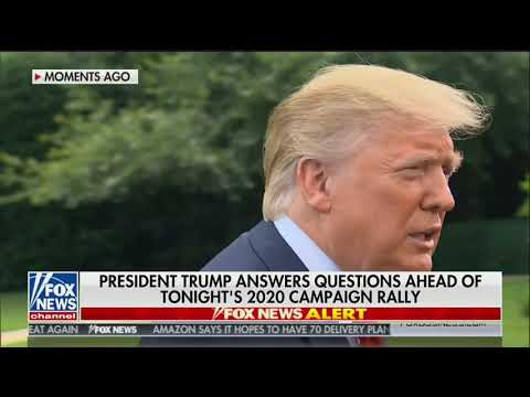 Trump says he did not ask Shanahan to step down