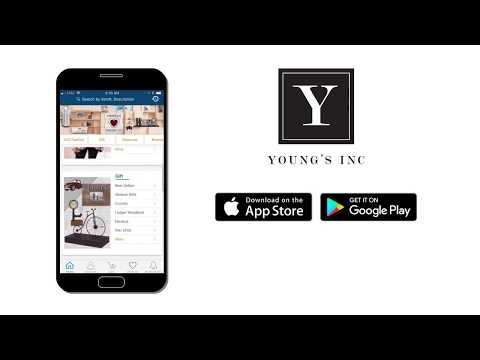 Young's Inc. Customer App