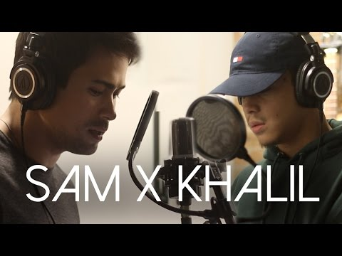 Sam x Khalil - Shape of You/Treat You Better Cover