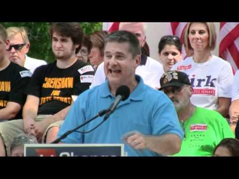 State Senator Dan Rutherford Speaks at Republican Day