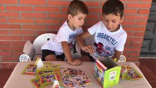 Video Cromos de La Liga 2017-2018 Unboxing download MP3, 3GP, MP4, WEBM, AVI, FLV September 2017