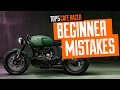 Top 5 Cafe Racer Mistakes Made by Beginner