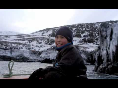 Greenland Video: The Daily Life in Niaqornat