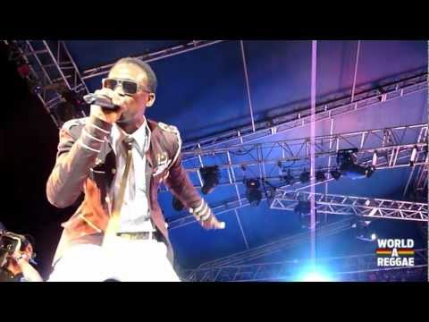 Busy Signal Live @ Rebel Salute Festival 2013 Part 1