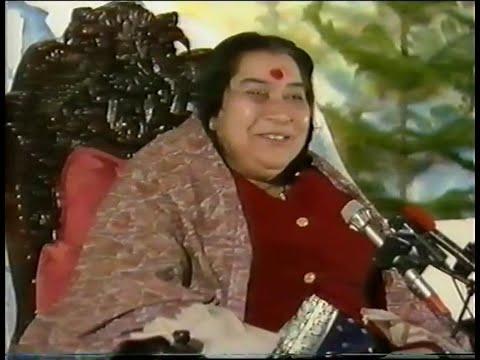 1987-0503 Sahastrara Puja, Evening Talk, Thredbo, Australia