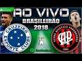 Cruzeiro 2x1 Atlético-PR | Brasileirão 2018 | Parciais Cartola FC | 14ª Rodada | 22/07/2018