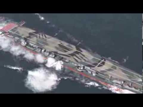 Imperial Japanese Navy's Aircraft Carrier Shoho and Zuiho