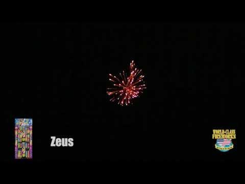 Zeus - World Class Fireworks