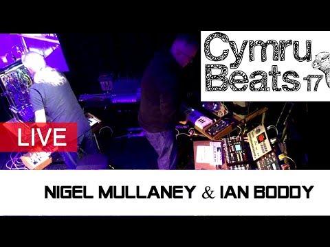 Ian Boddy + Nigel Mullaney Live Rig Mp3
