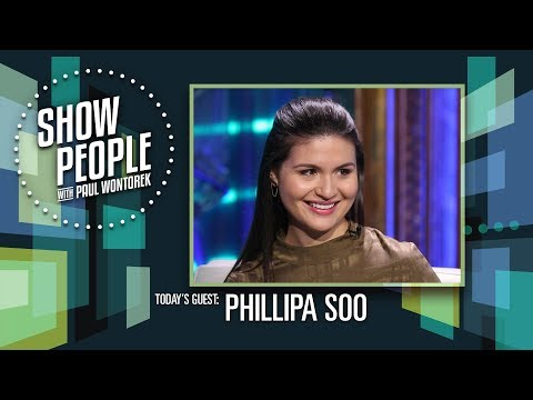 Show People with Paul Wontorek: Phillipa Soo of THE PARISIAN WOMAN