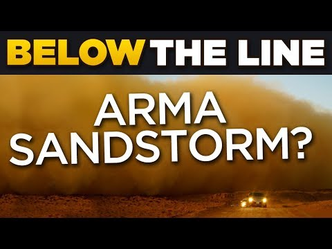 BELOW THE LINE [9] - Sandstorms ARMA, AOE4 and Global Connectivity
