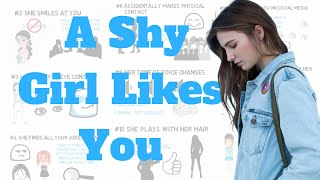 Signs A Shy Girl Likes You (15 Signs To Get)