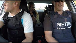 Police antigang Cape Town-Régis Kamdem