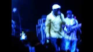 Barrington Levy - Be Strong (live Medellin)