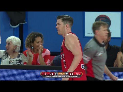 Game Highlights: Perth Wildcats - Illawarra Hawks