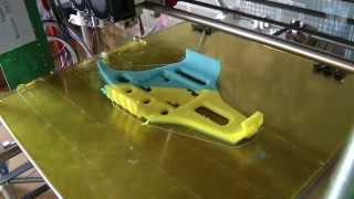 3D Печать двумя материалами(3D печать чехла для Lenovo P780. Двумя цветами одновременно., 2014-07-14T18:29:51.000Z)