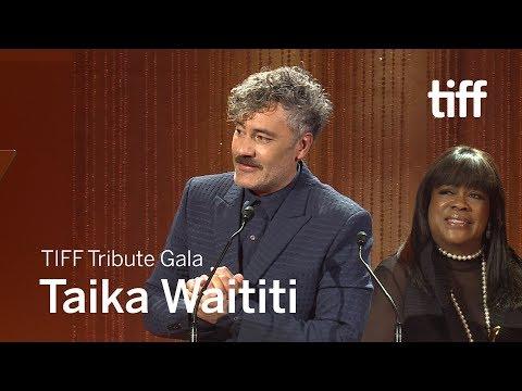 TIFF Tribute Gala Taika Waititi | TIFF 2019