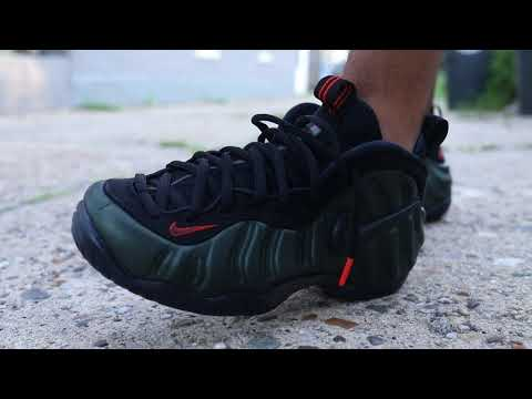 Update: Nike Air Foamposite One Olive New Release Date ...