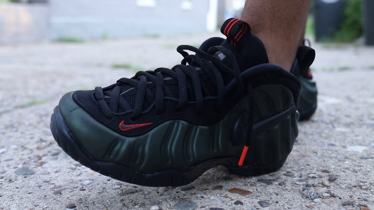 "best service 8d099 0eda3 Nike Air Foamposite Pro ""Sequoia"" (Dope or Nope) + On Foot"