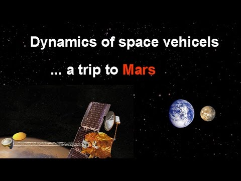 Wolfgang Steiner: Orbital mechanics .. a trip to Mars