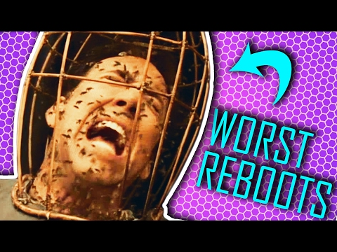 10 Worst Movie Reboots and Remakes Ever!