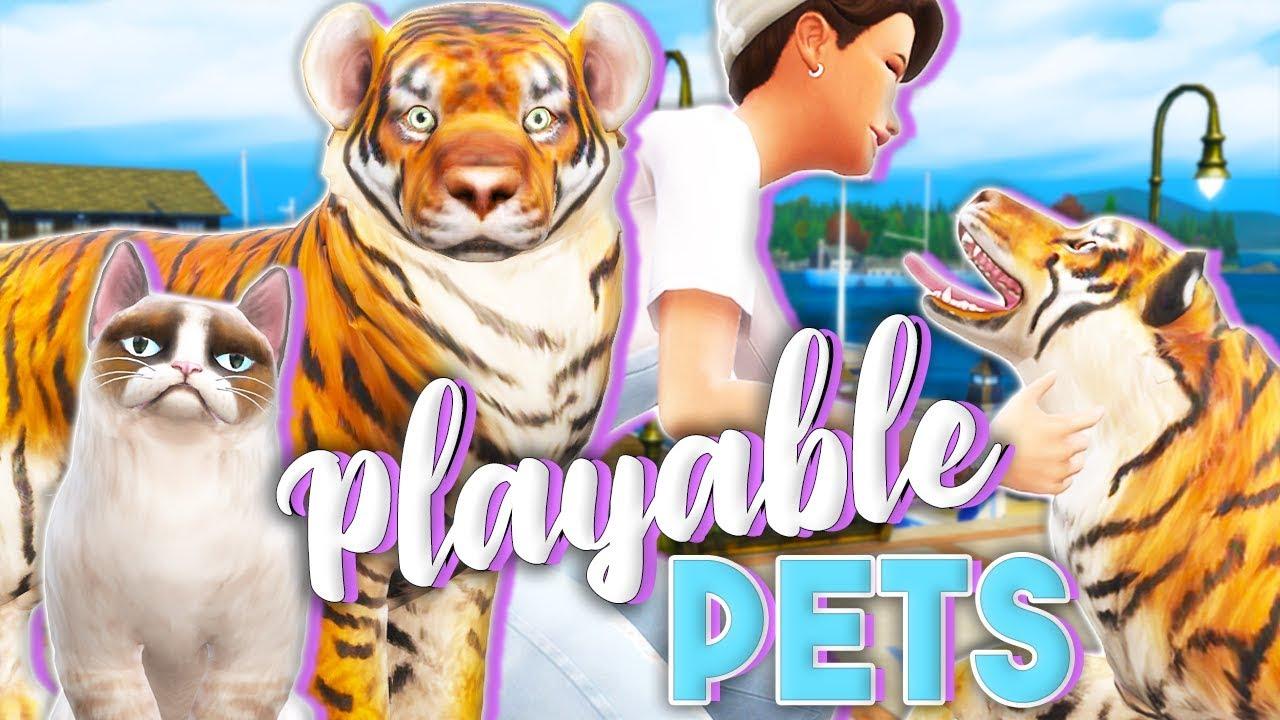 controllable pets mod