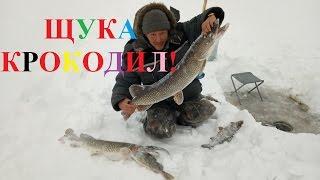 Fishing выезд на рыбалку от 19.03.2017 окунь щука! Якутия