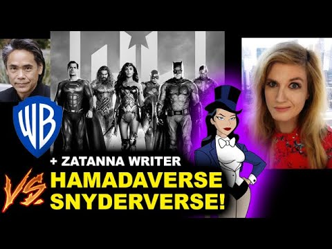 WB says NO SnyderVerse, But Emerald Fennell to write Zatanna Movie - Beyond The
