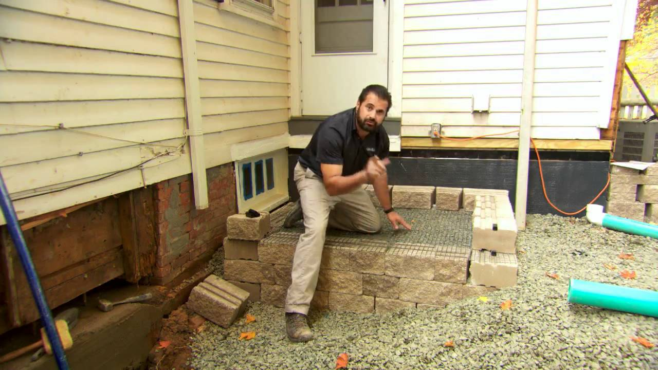 2017 Contractor Showcase Project How To Build A Raised Patio You