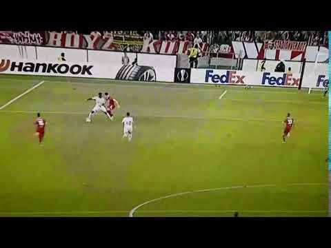 Richmond Boakye Amazing Goal  FC Köln vs Crvena Zvezda 01  28 09 2017
