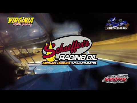 #44 Steve Bryant - Open Wheel - 9-16-17 Virginia Motor Speedway - In Car Camera