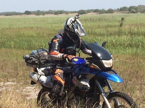 Mozambique motorbike trip 2015